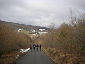 De Roncesvalles a Larrasoaña