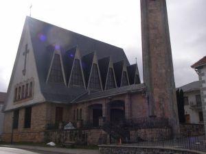Espinal. Iglesia