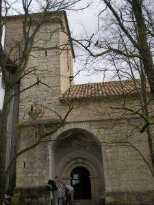 Igleisa de San Esteban en Zabaldica