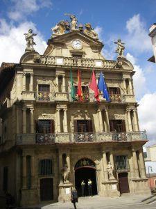 Pamplona. Ayuntamiento