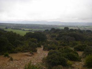 Desceno del Monte del Perdón
