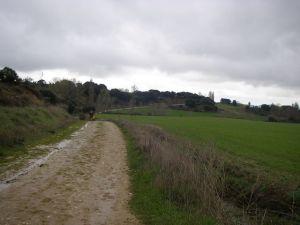 Camino a Eunate y Obanos