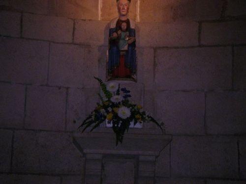 Cruz y Cristo germánicos de Puente de la Reina