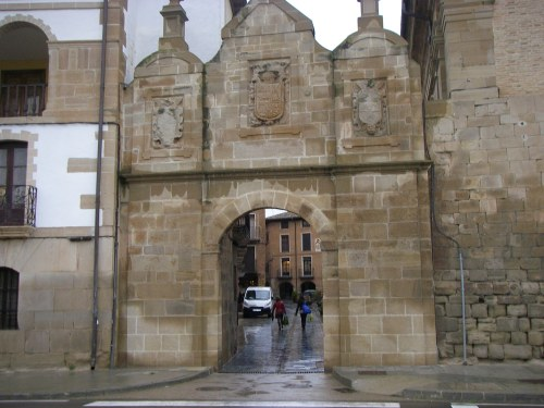 Los Arcos. Pujerta de Castilla