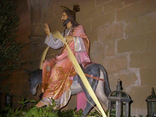 Imágenes de la procesión del Viernes Santo