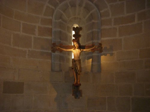 Iglesia del Santo Sepulcro en Torres del Río
