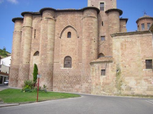 Monasterio de Santa María  la Rel de Nájera