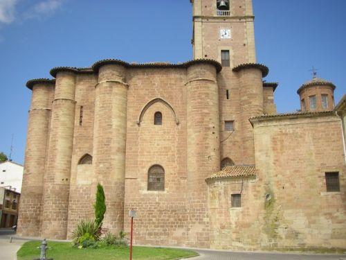 Monasterio Santa María la Real de Nájera