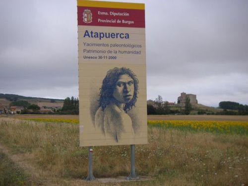 Etapa Agés-Burgos.Atapuerca