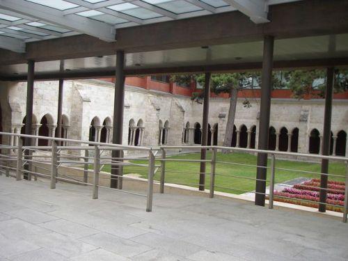 Burgos. Convento de San Agustín