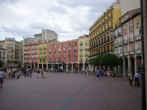 Burgos. Ciudad