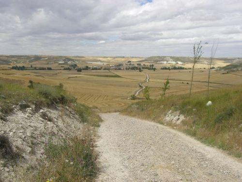 Camino Burgos a Hontanas