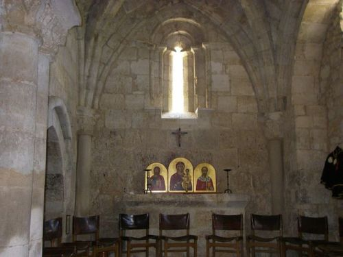 Ermita de San Nicolás.