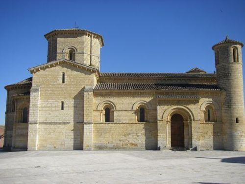 Igleisa de San Martín de Fromista