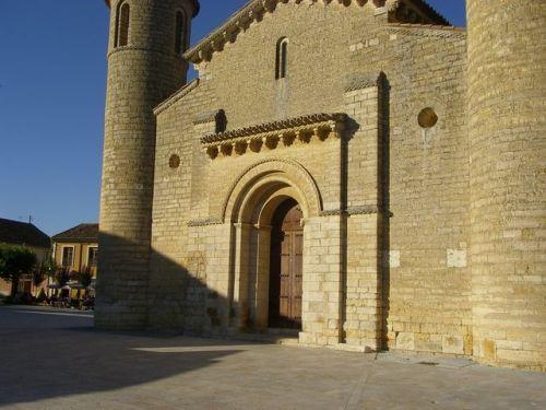 Iglesia románica de San Martín de Fromista