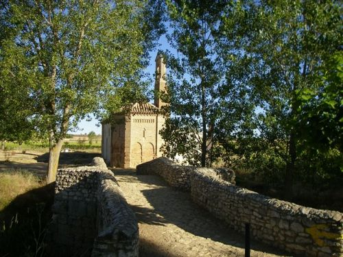 Camino de Terradillos de los Templarios a Burgo Ranero