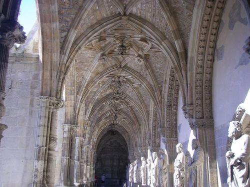 Catedral de León. Claustro
