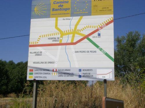 De León a Hospital de Örbigo