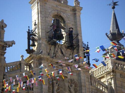 Campanario de la Plaza Mayor de Astorga