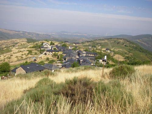 Vista de Acebo