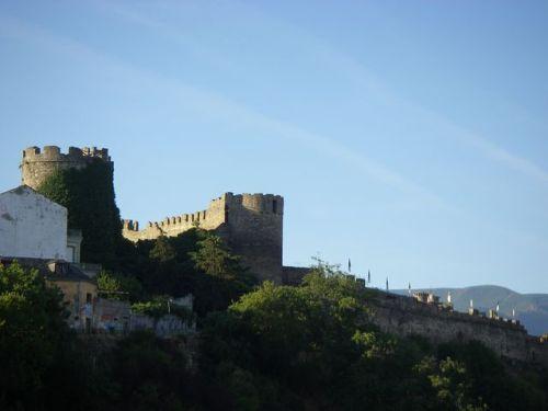 Ponferrada. Vista. Esta ciudad debe su nombre a las palabras latinas Pons Ferratus.