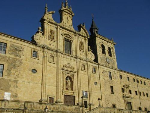 Iglesia de San Nicolás (Colegio de los Padres Jesuitas)