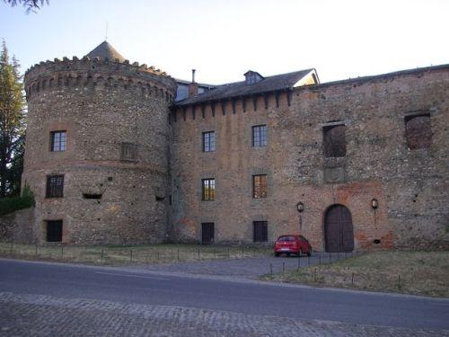 Castillo de Villafranca del Bierzo.
