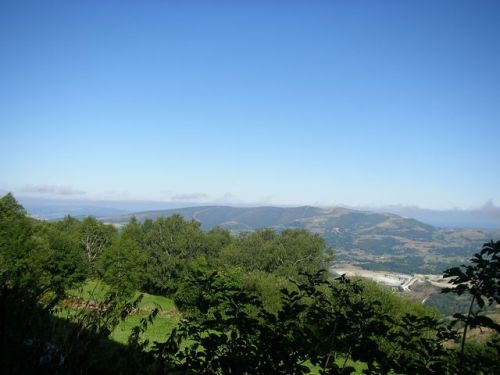 Camino de O Cebreiro a Triacastela