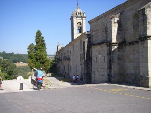 Sarria. Convento de los Mercedarios