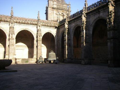 Museo de la Catedral. Clauustro