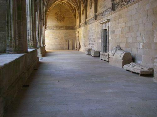 Mueso de la Catedral. Claustro