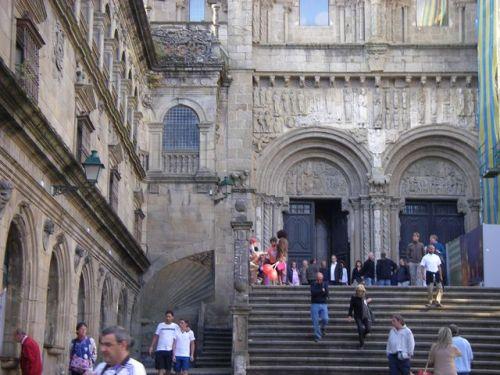 Puerta de la Plaza las Platerías