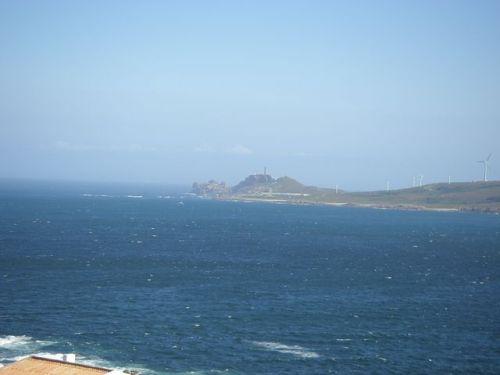 Muxia. Vista de Cabo Vilano