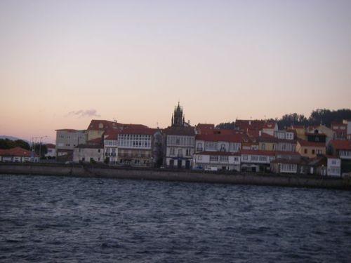 Puerto de Corcubión