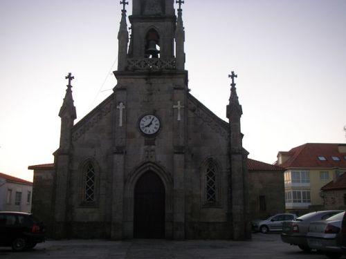 Iglesia de Corcubión