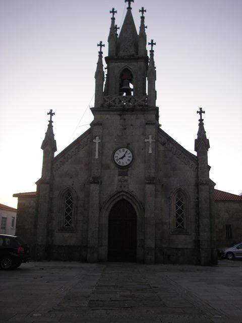 Parroquia de Corcubión