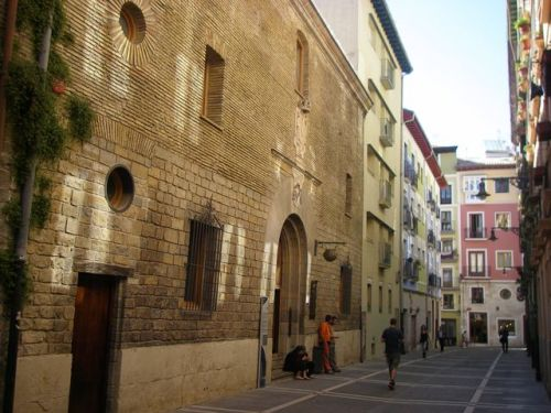 Pamplona. Albergue