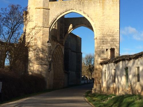 Convento San Antón. Un paso en el Camino. Castrojeriz