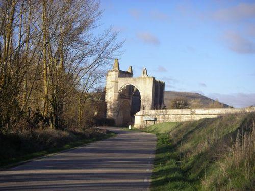Camino Hontanas - Fromista
