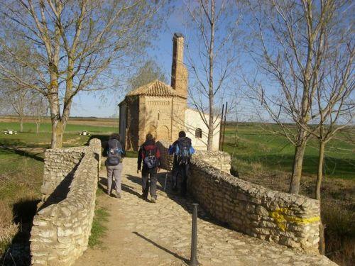 De Terradillos de los Templarios a Burgo Ranero