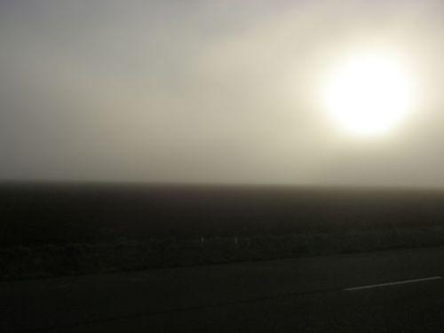 Camino de Burgo Ranero a Mansilla de las Mulas