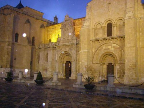 León. Basílica de San Isidoro