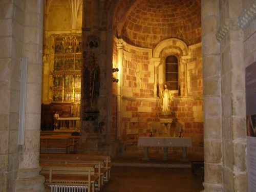 Basilíica de San Isidoro de Sevilla. León
