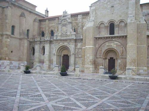 Basílica San Isidro de Sevilla. León