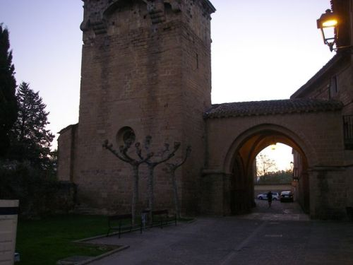 Etapa de Puente de la Reina a Estella