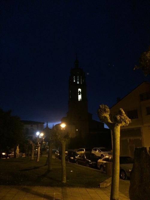 Camino de Los Arcos a Logroño