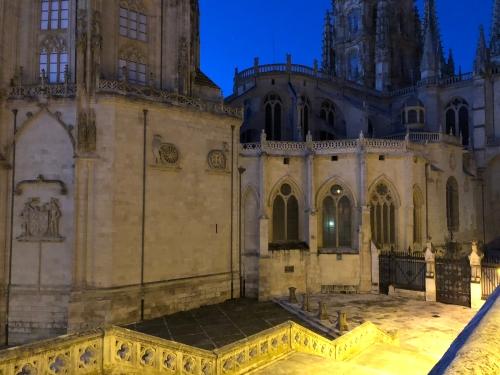 De Burgos a Hontanas