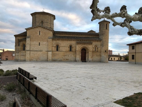 Iglesia de San Martín. Fromista