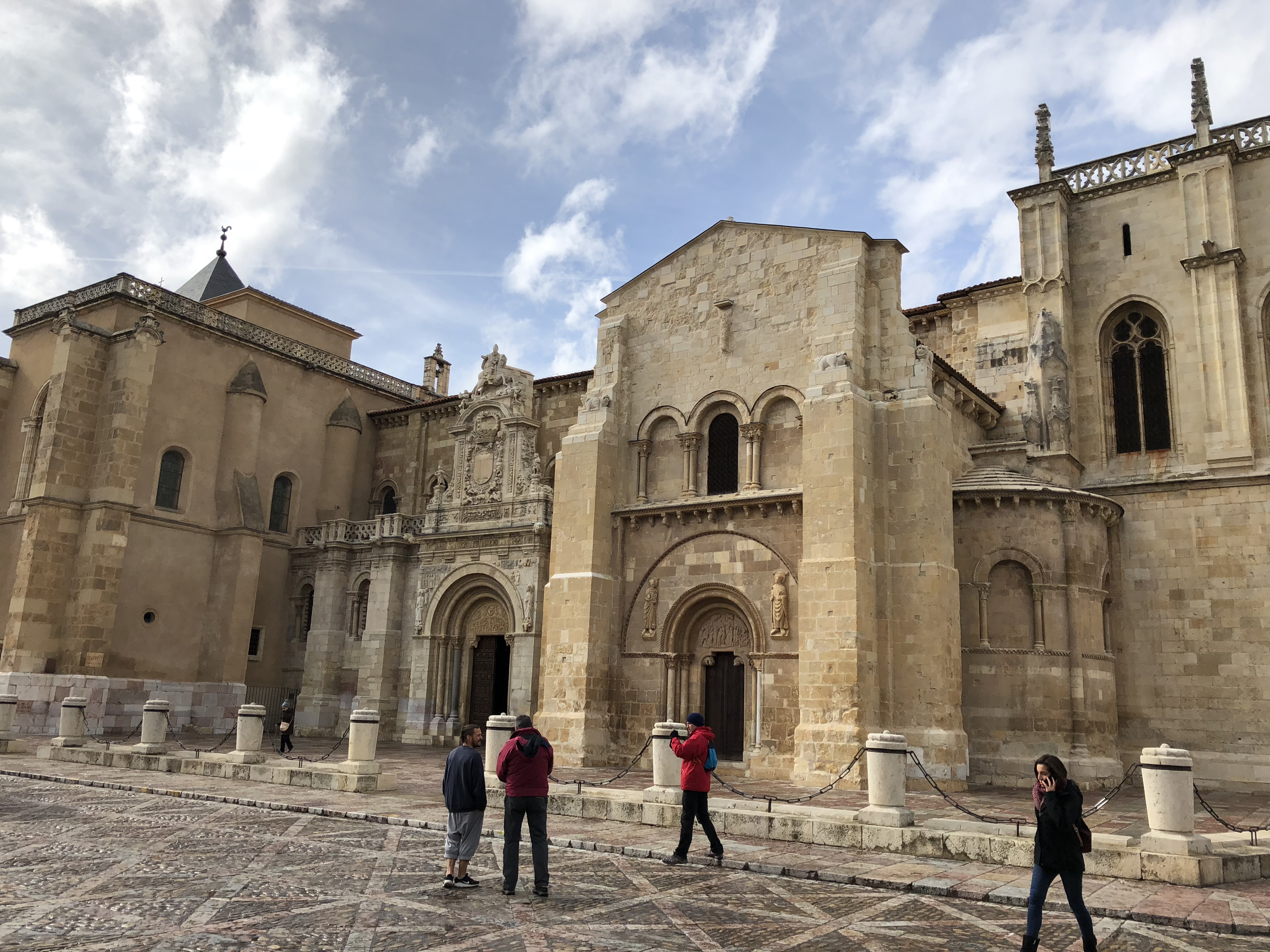Basílica de San Isidoro de Sevilla