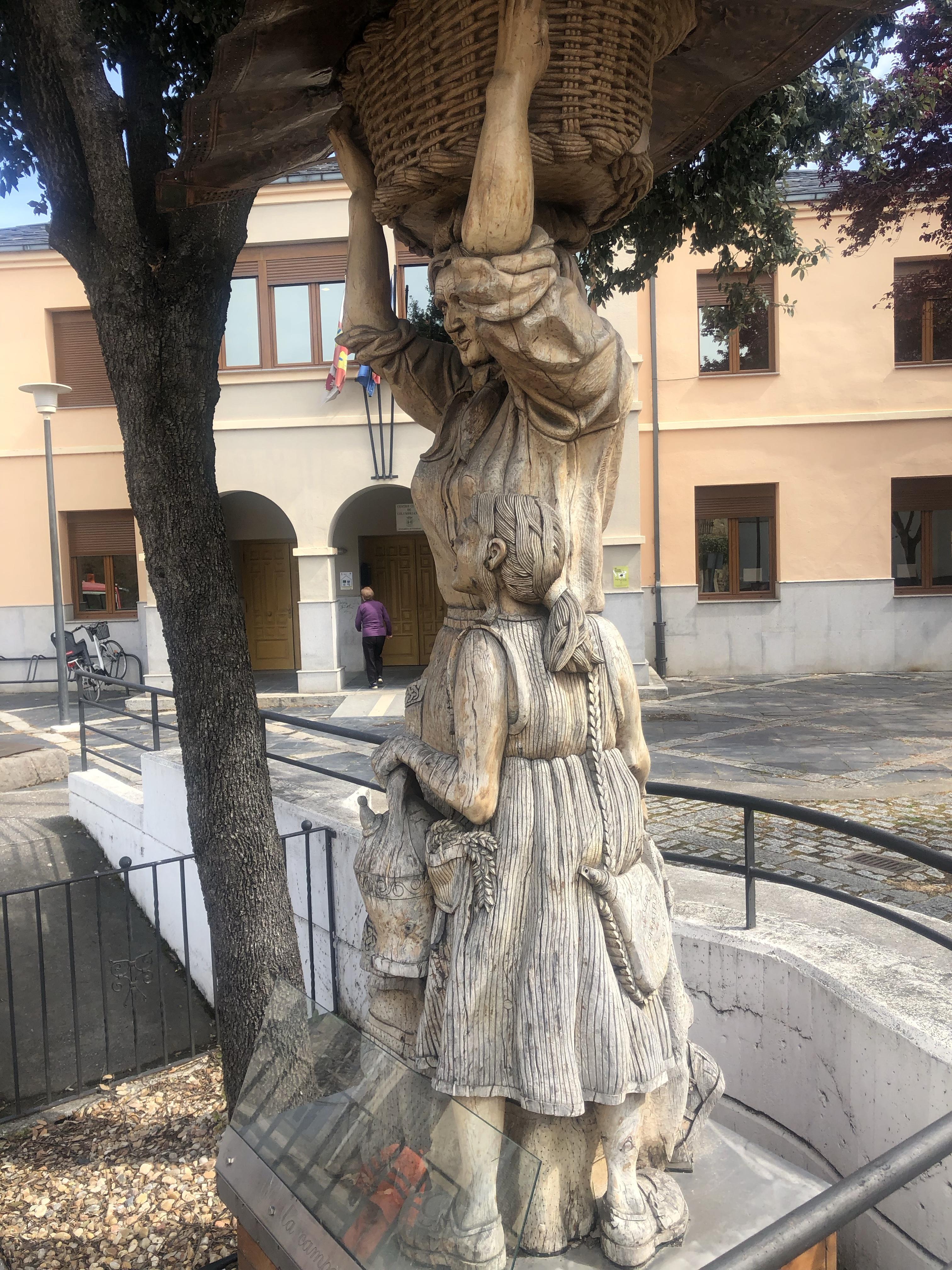 De Molinaseca a Villafranca del BIerzo